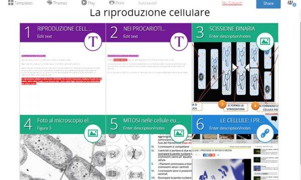 La riproduzione cellulare